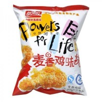 Powers Eat Nugget Chips 105g